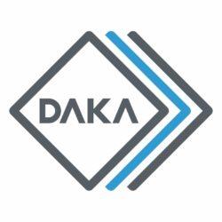 David Pajić DAKA logo